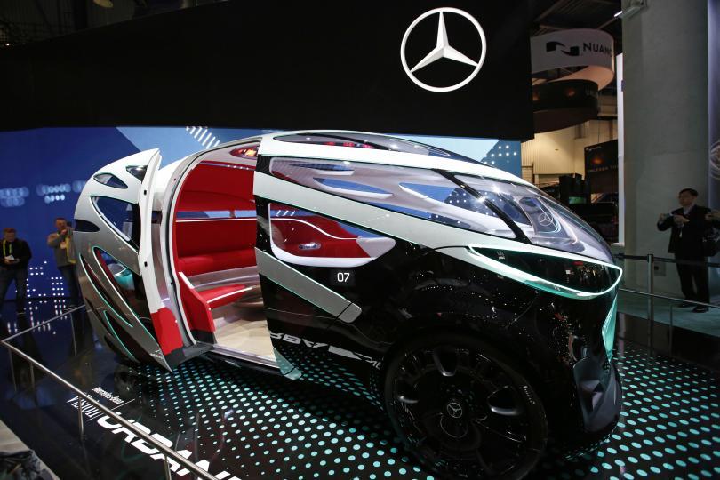 Снимка: Автомобилните тенденции на изложението в Лас Вегас