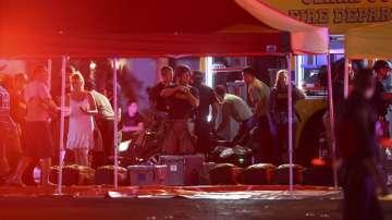 Стрелбата в Лас Вегас в снимки и видеа на очевидци