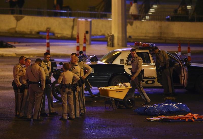 снимка 1 Стрелбата в Лас Вегас в снимки и видеа на очевидци