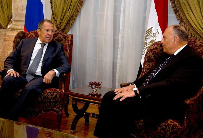 Русия и Египет обсъдиха борбата с тероризма