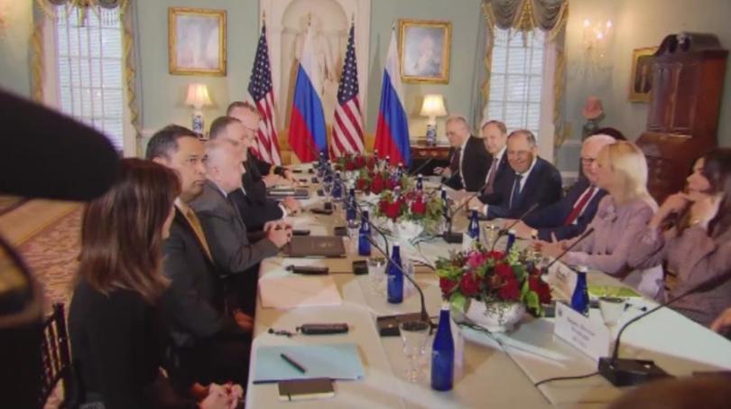 След разговори във Вашингтон, руският външен министър Сергей Лавров увери,