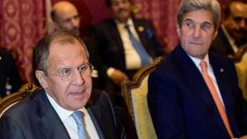 Лавров и Кери обсъдиха положението в Сирия