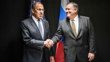 Американският държавен секретар е на посещение в Русия