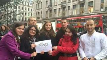 """С """"Лечение без граници"""" в Лондон"""