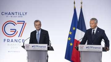 Финансовите министри от Г-7 изразиха опасения за криптовалутата на Фейсбук