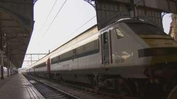 Рекордните горещини в Европа нарушиха работата на влаковете под Ламанша