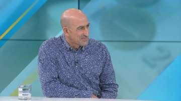Йордан Лечков: Продължавам да съм първи вицепрезидент на БФС