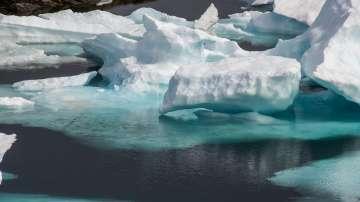 Откриха метеоритен кратер с размерите на Париж под ледовете на Гренландия