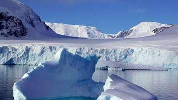 Ледник в Швеция се топи вследствие на горещините в Арктика