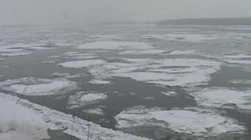 Увеличава се ледоходът по Дунав