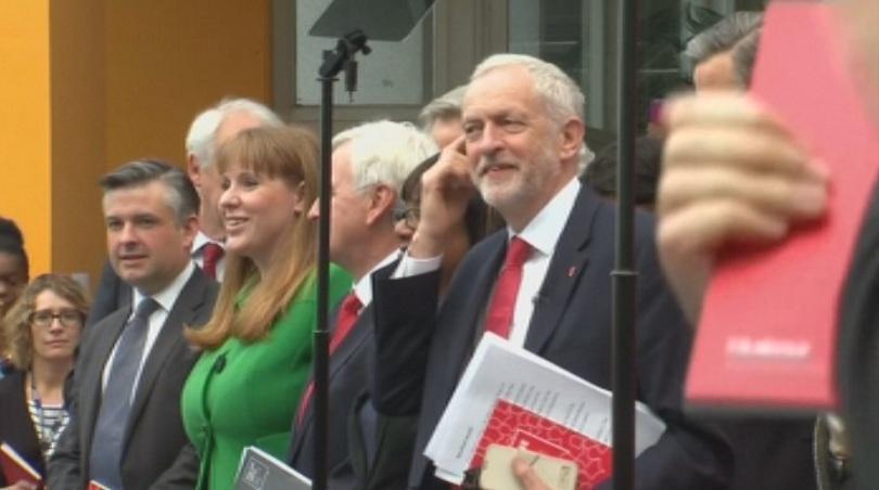 британските лейбъристи обявиха предизборната програма