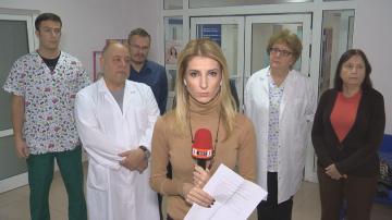 Лекари събраха подписка в подкрепа на директора и екипа на Педиатричната болница