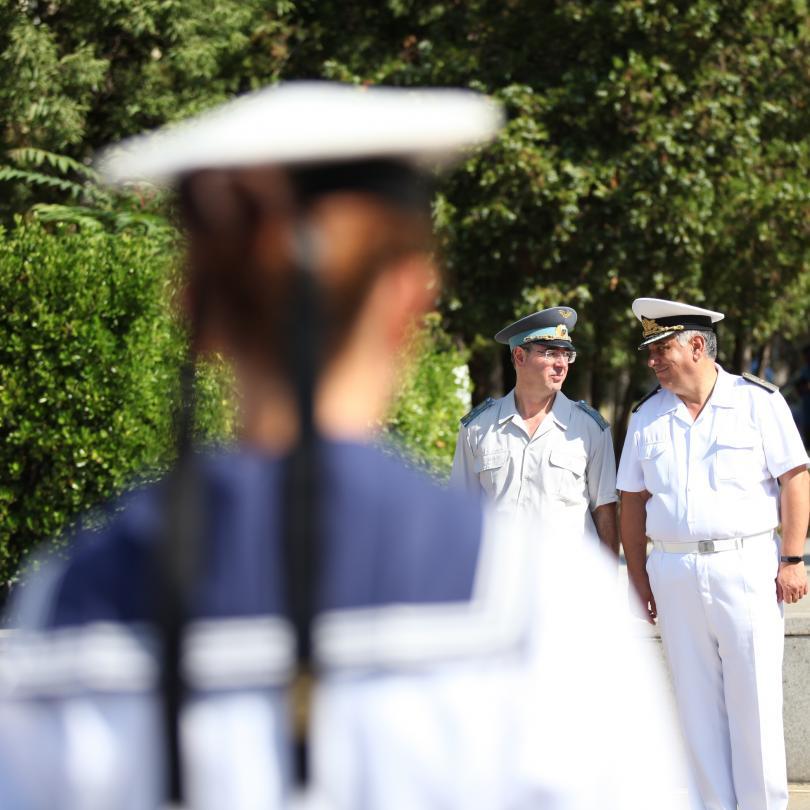 снимка 2 Лекари от ВМА преминаха курс по военна подготовка