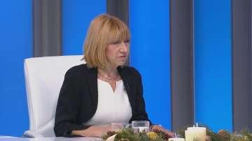 Анелия Клисарова, БСП: Парите за иновативни лекарства няма да нарушат бюджета