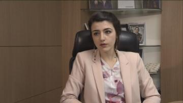 Лена Бориславова - един млад адвокат в класацията 30 под 30 на списание Forbes