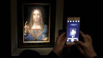 Картината Спасителят на света на Леонардо да Винчи изчезна