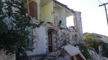 Земетресение с магнитуд 5,2 регистрирано на Лесбос