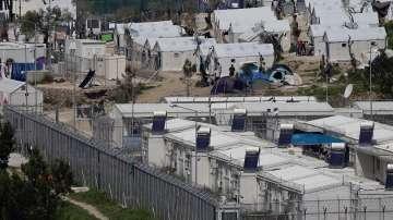 Остров Лесбос иска преместване на мигрантите
