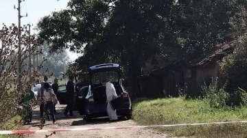 Убийството в Лесново е извършено след спор за велосипед