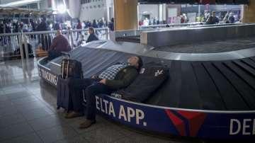 Хаос на летището в Атланта заради спиране на тока