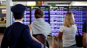 Затвориха летището в Мадрид заради възможна заплаха от дронове