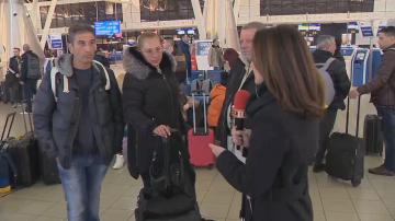 200 пътници чакат с часове на Летище София за полет до Варна