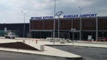 Двумилионният пътник пристига на летище - Бургас в понеделник