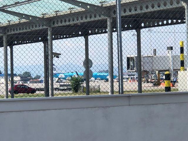 Самолет на израелските авиолинии