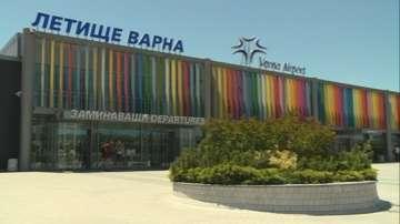Летище Варна вече може да приема най-големите пътнически самолети