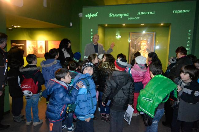 Децата ще са специалните гости на музея и тази година