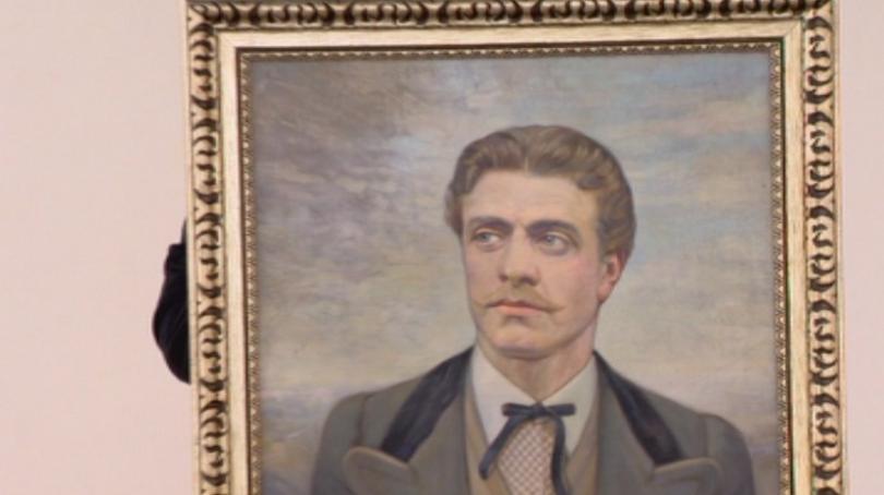 Образът на Левски. На кой портрет от многобройните, на които