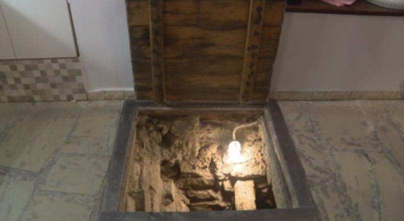 Снимка: За първи път показаха едно от скривалищата на Васил Левски във Велико Търново
