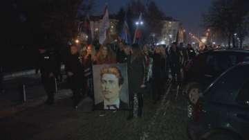 Депутати от НФСБ положиха венци в памет на Васил Левски