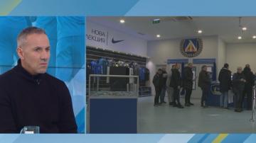 Председателят на Сини Сърца: Не е вярно, че Божков е вкарал Левски в дългове