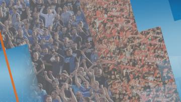Феновете на Левски организират шествие преди дербито с ЦСКА