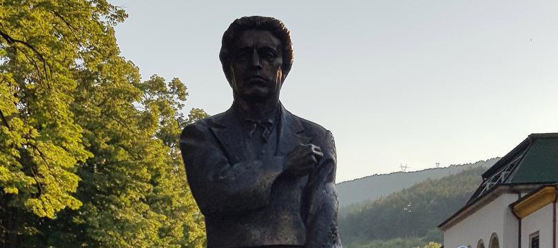 Паметник на Васил Левски бе открит в Пещера
