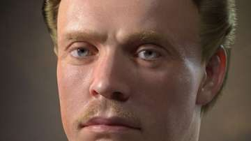 Създадоха 3D портрет на Васил Левски
