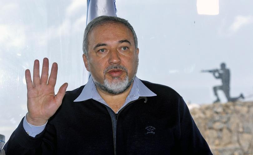 Бившият министър на отбраната на Израел Авигдор Либерман заяви, че