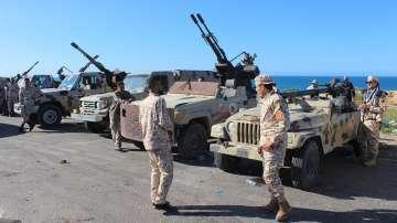 Русия блокира резолюция за Либия на Съвета за сигурност на ООН