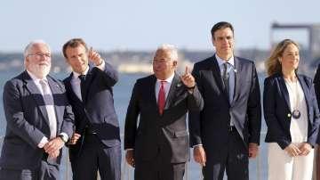 Европейски лидери участваха в енергийна среща на върха в Лисабон