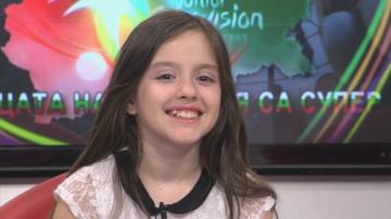Лидия Ганева: Винаги съм искала да представя България на Детската Евровизия