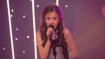 Лидия Ганева е българският представител в Детската Евровизия