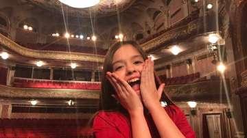 Лидия Ганева се присъедини към Българската Коледа