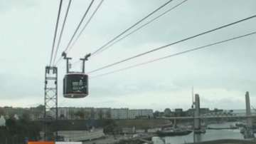 Франция вече има първия си градски лифт