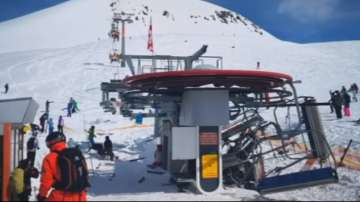 11 души пострадаха при повреда на лифт в Грузия