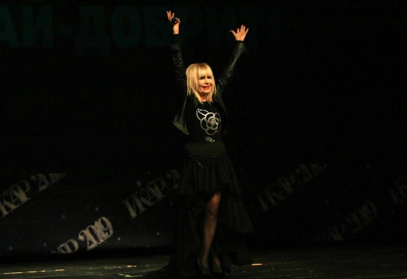 Примата на българската музика Лили Иванова е носител на тазгодишната