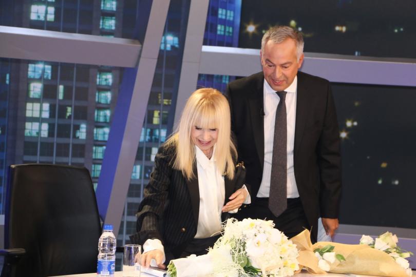снимка 1 Близо 400 000 зрители са гледали Лили Иванова в Панорама