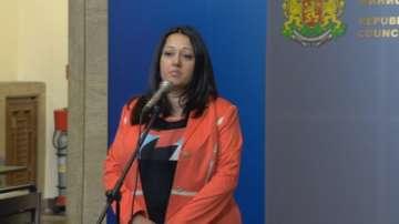 Павлова: Очаква се програмата за председателството ни да се приеме през декември