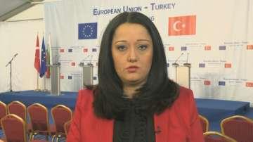 Лиляна Павлова: Надяваме се диалогът ЕС - Турция да бъде възобновен