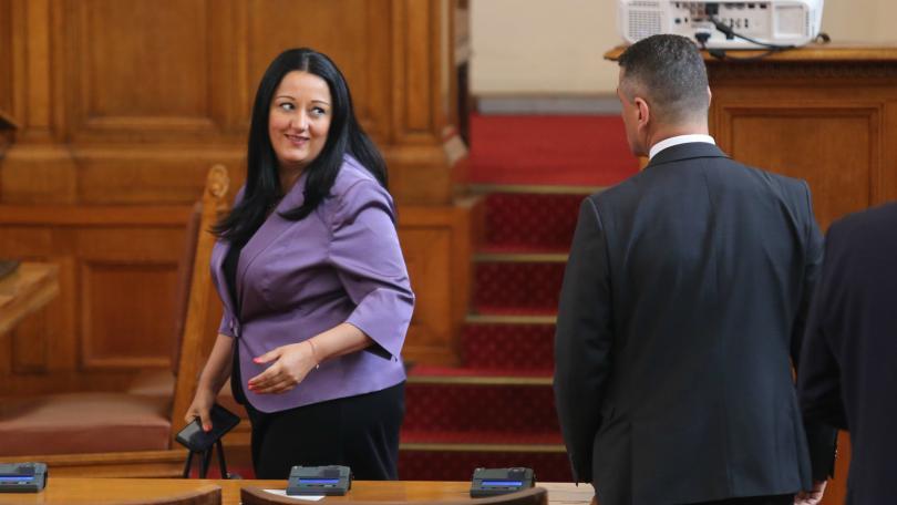 кабинетът номинира лиляна павлова вицепрезидент еиб
